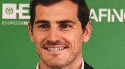 Iker Casillas, sobre su futuro profesional: 'El primero que no va a tomar ningún riesgo soy yo'