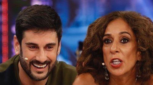 Melendi desvela las razones por las que Rosario Flores no acudió a su boda con Julia Nakamatsu