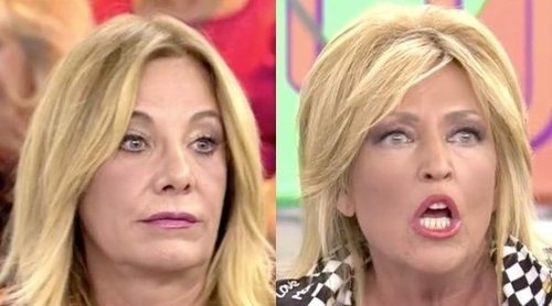 Belén Rodríguez llama delincuente a Lydia Lozano y ella estalla en llanto tras la acusación