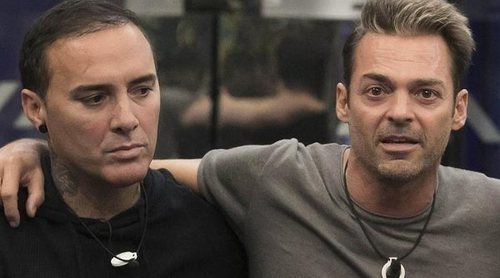 Hugo Castejón confiesa que se sintió decepcionado con Dinio al no posicionarse por él en 'GH VIP 7'