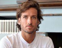 Feliciano López huye de las preguntas sobre su boda en la IV Senior Masters Cup de Marbella