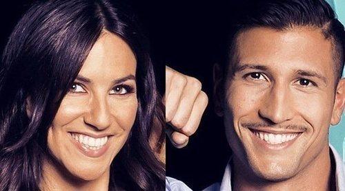 Irene Junquera y Gianmarco se besan en el concurso de baile de 'GH VIP 7'
