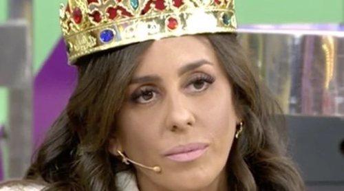 La complicada vuelta de Anabel Pantoja a 'Sálvame' tras ser la primera expulsada de 'GH VIP 7'