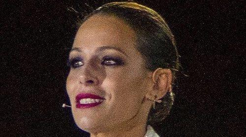 Eva González aparece muy sonriente en la inauguración de un centro comercial tras ser multada por Hacienda