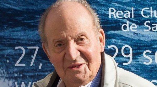 El Rey Juan Carlos reaparece en Sanxenxo muy recuperado y afirmando que se encuentra 'bárbaro'