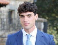 La soledad de Dani Illescas en la boda de Marta Pombo y Luis Giménez