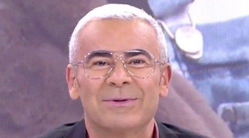 Jorge Javier Vázquez, sorprendido por los atributos de 'El Cejas' ('GHVIP 7'): 'Eso a los delgaditos les pasa'