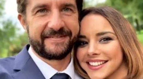 La romántica felicitación de Chenoa a su novio Miguel Sánchez Encinas con motivo de su santo