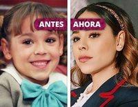 Así ha cambiado Danna Paola: De su debut en las telenovelas 'Rayito de luz' y 'María Belén' a su adulta Lu en 'Élite'