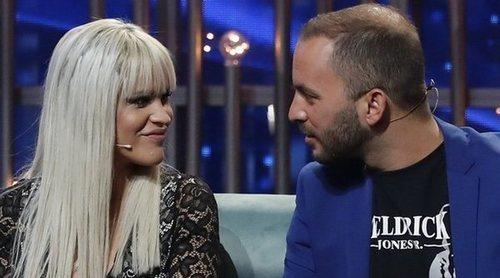 Vuelve la guerra entre Ylenia y Antonio Tejado: 'Si quieres entrar en este juego de falso, entramos'
