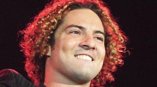 David Bisbal revela en 'La Voz Kids' el motivo por el que se cortó sus característicos rizos