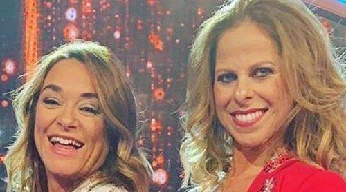 Toñi Moreno presume de embarazo junto a Pastora Soler: 'Compartimos la ilusión de traer al mundo a una persona