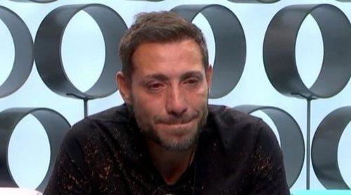 Antonio David se confiesa con JJ Vázquez en 'GH VIP 7':