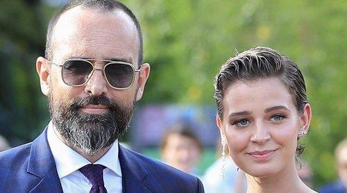 Laura Escanes y Risto Mejide se convierten en padres de su primera hija en común