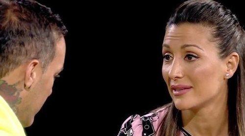 Nagore Robles, firme defensora de Dinio en 'GH VIP 7': 'Sobrevives siempre con una sonrisa'