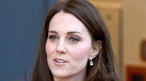 El divertido reproche de Kate Middleton al Príncipe Guillermo en público
