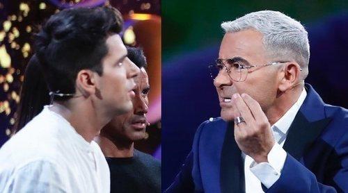 Jorge Javier Vázquez carga contra Diego Matamoros llamándole machista en 'GH VIP 7'