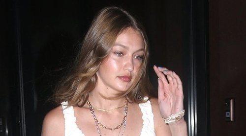 Gigi Hadid y Tyler Cameron rompen tras dos meses de noviazgo