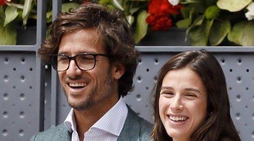Feliciano López y Sandra Gago se vuelven a casar, esta vez de forma legal