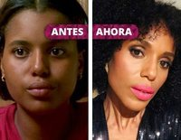 Así ha cambiado Kerry Washington: La transformación de la protagonista de 'Scandal'