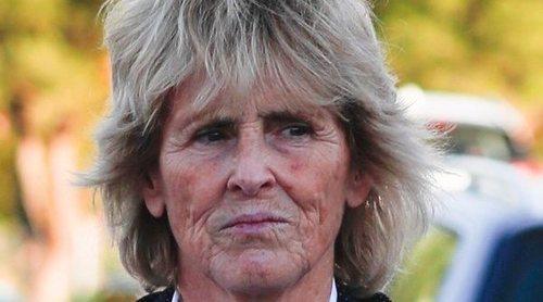 Mercedes Milá da el último adiós a José Sámano, quien fue su gran amor más de veinte años