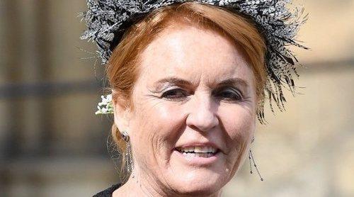 Sarah Ferguson habla de la boda de Beatriz de York y Edoardo Mapelli Mozzi y confirma que será en Reino Unido