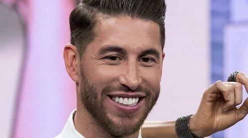 Sergio Ramos 'borra' todos los tatuajes de su espalda
