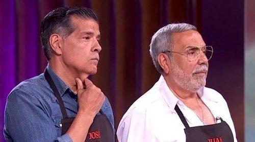 Los Chunguitos abandonan juntos 'MasterChef Celebrity 4'