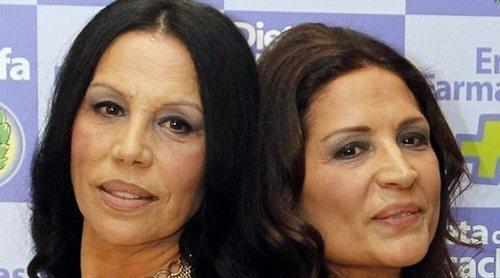 Las Azúcar Moreno arremeten contra Chabelita Pantoja en 'Espejo Público': 'Eso no es música'