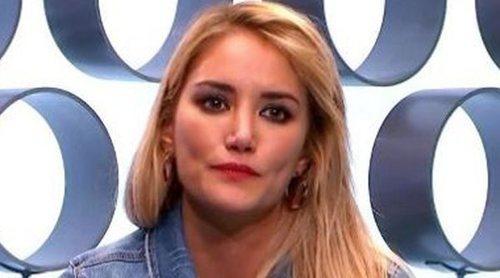 Alba Carrillo manda a la 'mierda' al Súper en 'GH VIP 7': 'Una mierda voy a ir al confesionario'