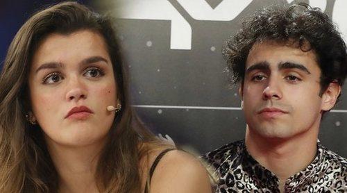 Amaia y Diego Ibáñez (Carolina Durante) han roto
