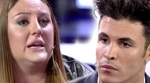 Rocío Flores rompe a llorar ante Kiko Jiménez tras 'GH VIP 7': 'Gracias por no hablar de mi vida'