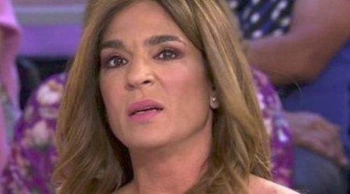 Raquel Bollo habla sobre el embarazo de su hija Alma: 'Ha sido un shock'