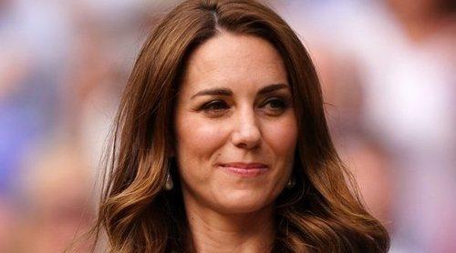 Kate Middleton despide a una de sus ayudantes después de que volviese de su luna de miel