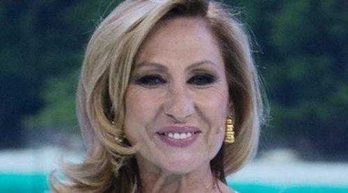 El tenso reencuentro entre Kiko Hernández y Rosa Benito en los pasillos de Mediaset: 'Debe estar avergonzada'