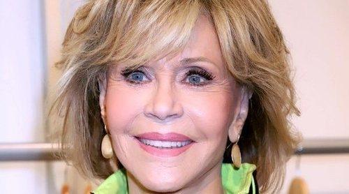Jane Fonda, detenida a los 81 años por manifestarse contra el cambio climático