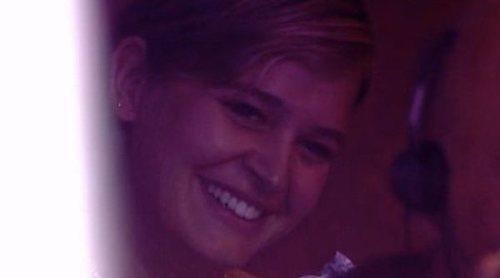 Laura Escanes se camufla entre el público de 'Got Talent' y manda a Risto Mejide a la mierda