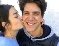 """El bonito mensaje de Diego Matamoros a Estela Grande: """"No te voy a dejar caer"""""""