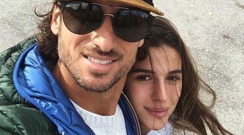 Feliciano López y Sandra Gago disfrutan de una escapada exprés a Amberes