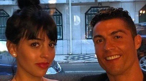 Georgina Rodríguez celebra los 700 goles de Cristiano Ronaldo al más puro estilo 'James Bond'
