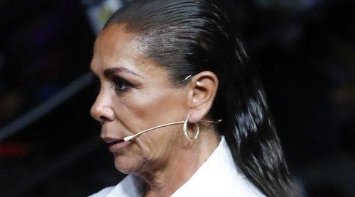 Las fotografías de Isabel Pantoja en la peluquería que han puesto en duda que su melena sea verdadera