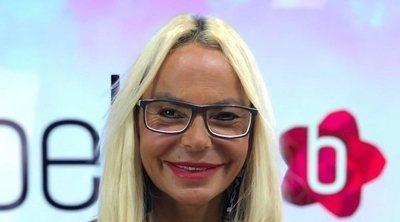 Leticia Sabater presenta 'Lety la horrible y el internado diabólico: 'Tengo una historia de premio'