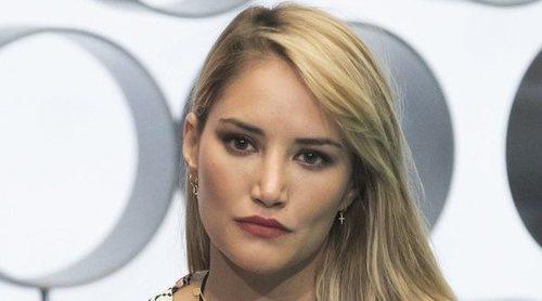 Alba Carrillo se queda sin palabras al leer el mensaje que le manda Belén Esteban en 'GH VIP 7'