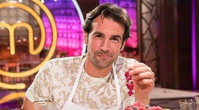 Álex Adróver se despide de las cocinas de 'MasterChef Celebrity 4'