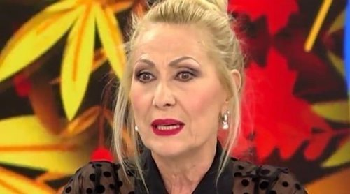 Rosa Benito, en pie de guerra contra 'Sálvame': 'Llevo mucho tiempo fuera, que me dejen un poco tranquila'