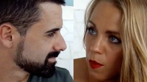 Jonathan Pérez ('GH 15') destapa la infidelidad de Yoli Claramonte: 'No aguanto más'
