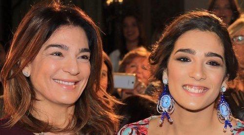 Raquel Bollo habla sobre cómo reaccionó al embarazo de su hija: 'Me dio mucha pena, me quedé en shock'