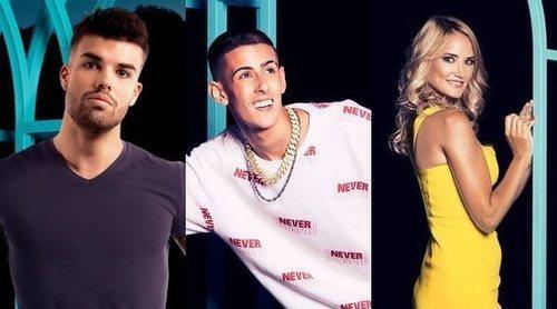 El Cejas, Pol y Alba Carrillo, nuevos nominados de 'GH VIP 7'
