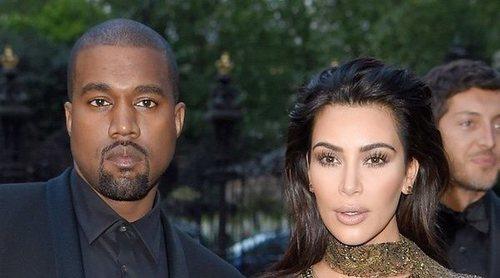 Kim Kardashian y Kanye West renovaron sus votos matrimoniales en secreto tras el nacimiento de Psalm