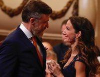 Telma Ortiz presenta a su pareja, Robert Gavin Bonnar, en los Premios Premios Princesa de Asturias 2019